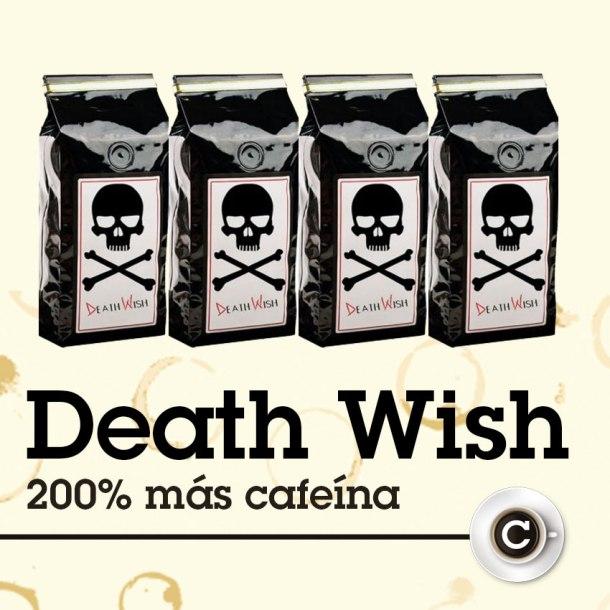 200% más cafeína.