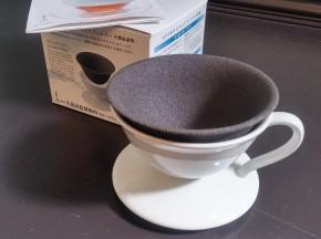 Filtro de cerámicaporosa.